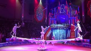 Спектакль «Тайна Новогодней звезды» в цирке Никулина 12.12. 2019