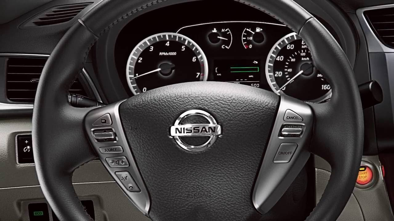 Nissan Sentra Owners Manual: Audio system