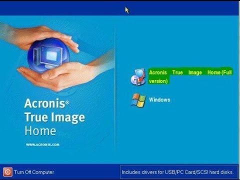 Acronis True Image 2013 creating an image !   Doovi