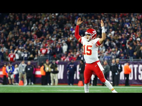 All 50 Patrick Mahomes Touchdown Passes of 2018