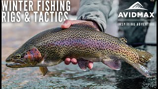 AvidMax Flycast I Discussing Winter Fly Fishing Rigs and Tactics