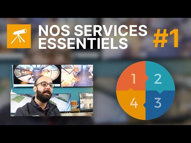Notre solution Copropriétés - Nos services essentiels (1/8)