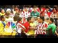 Las 5 peleas más brutales en el fútbol mexicano | Top 5 | NBC Deportes