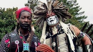 African Native Americans in Indian Country. Black Indians