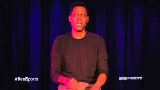 Chris Rock on Blacks and Baseball: Real Sports Trailer (HBO)