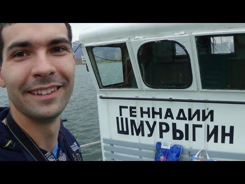 Прогулочный катер Eganovblog
