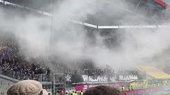 Waldhof Mannheim Support in Kaiserslautern