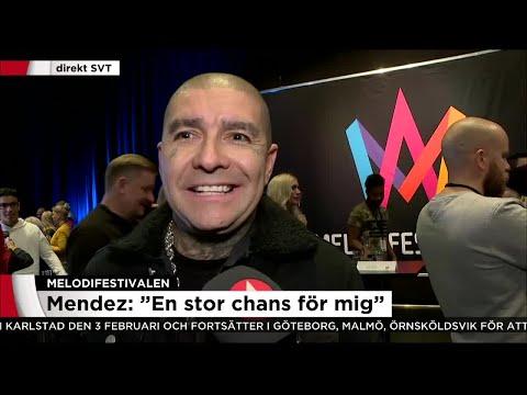 """""""Jag känner starkt att vi har en bra chans"""" - Nyheterna (TV4)"""