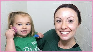 Mommy and Baby Makeup Review + Try-On!