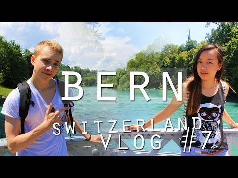 SWITZERLAND VLOG #7 | BERN; BABY BURN!