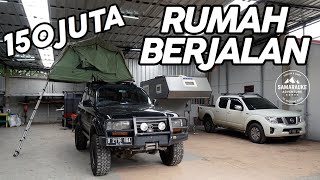 REVIEW TOYOTA LAND CRUISER VX80 OVERLAND - CARVLOG INDONESIA