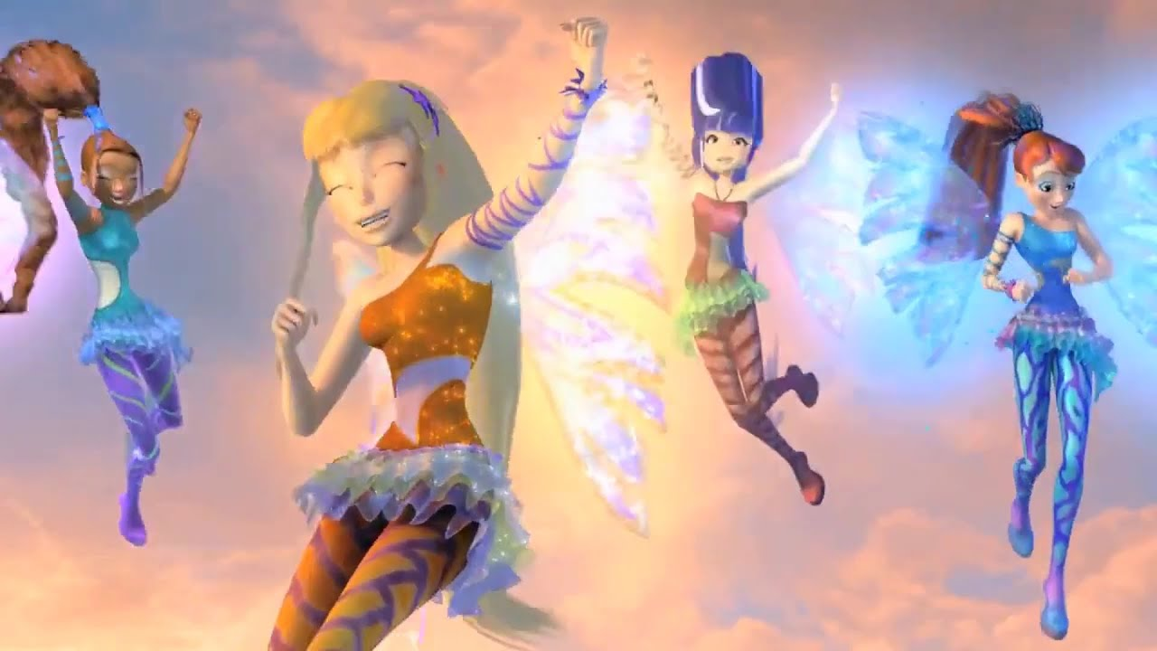 Winx club sirenix song lyrics