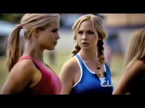 The Vampire Diaries Run The World(Girls)