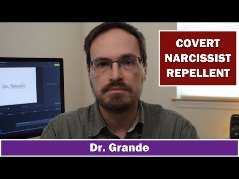 How do you repel a Narcissist?   (without repelling everyone) - YouTube