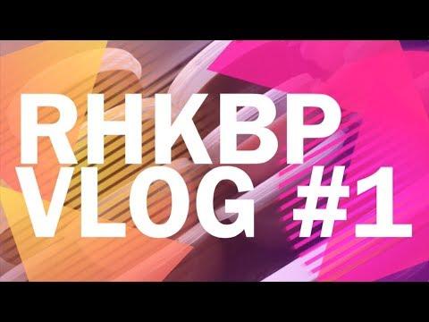 RHKBP RAWAMANGUN VLOG#1 : Pudding Parheheon 2017!!!