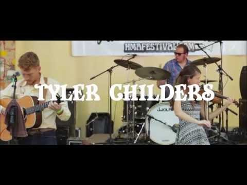 Harlan Road - Tyler Childers, 2014 Huntington Music And Arts Festival