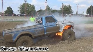 CLASS 4 MUD BOGGIN' @ THE 33RD INDY 4WHEEL JAMBOREE