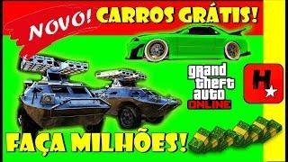 GTA V MONEY GLITCH *Pegar Carros de Graça de Amigo* *MAKE MILLIONS NOW! (GTA V MONEY GLITCH)