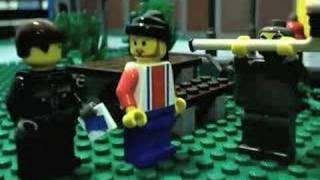 Sai the Magic Word - Lego Animation