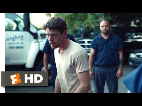 Jungleland (2020) - Parking Lot Fight Scene (7/10)   Movieclips