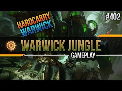 Warwick (Jungle): Hardcarry Warwick #402 [Lets Play] [League of Legends] [German / Deutsch]