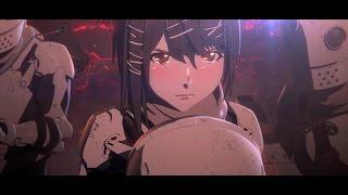 Blame! (2017) Трейлер аниме-адаптации (HD)