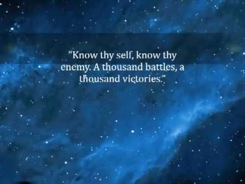 Sun Tzu , Quotes from The Art Of War , YouTube