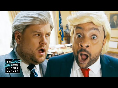 Trump to Robert Mueller: 'It Wasn't Me' w Shaggy