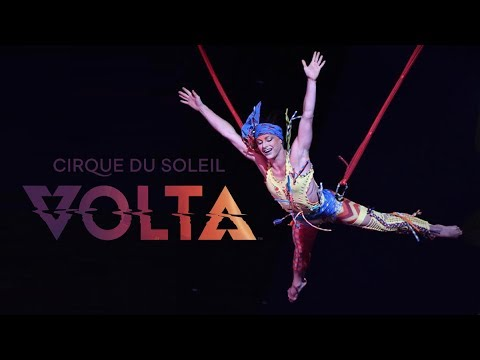 A Boost of Energy with...VOLTA | OFFICIAL 2018 Cirque du Soleil Show Trailer