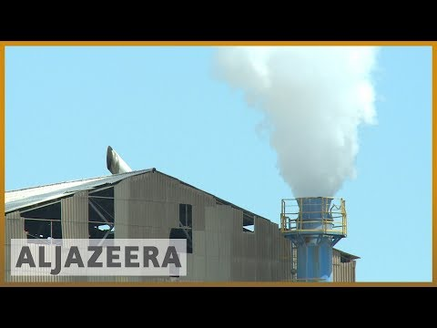 Tunisia Chemical Plants Causing Devastating Pollution