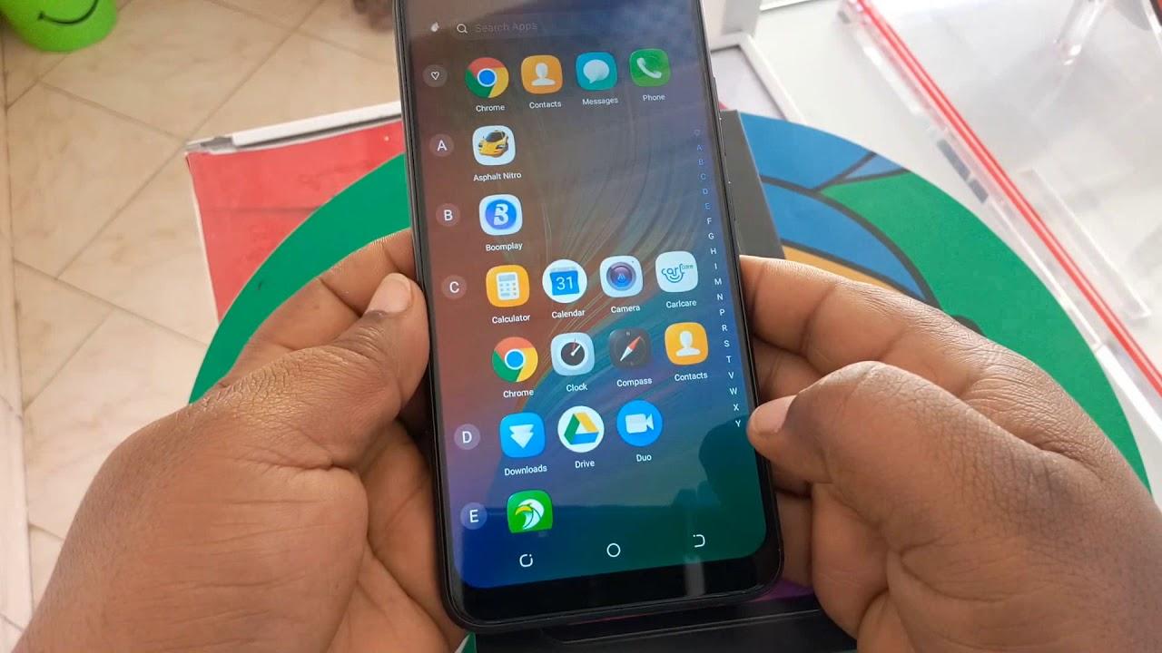 Buy Tecno Camon 11 Smartphone | Price in Kenya