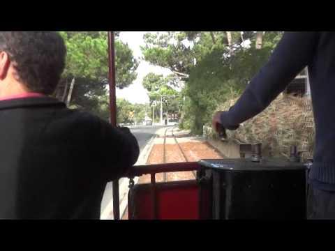 ポルトガル シントラのトラム2 Portugal Sintra Tram 2