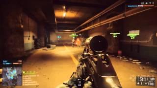 Battlefield 4 - Operation Locker: Team Deathmatch Gameplay