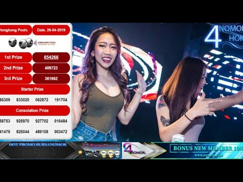LIVE DRAW HK MALAM INI SABTU 27 APRIL 2019