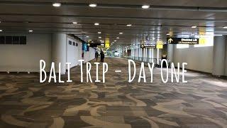 Bali Trip 2017 - Day One