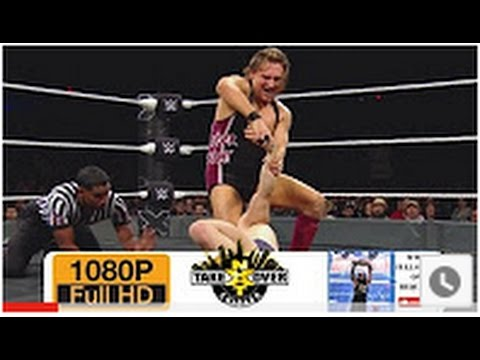 Pete Dunne Vs Tyler Bate Match HD WWE NXT TakerOver Chicago 20 May 2017 United Kingdom Championship