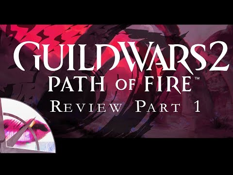 Guild Wars 2   Path of Fire Review Part 1  The Krytan Herald