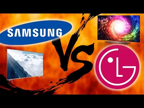 Samsung Vs LG | Is Samsung Really The Best Brand?!
