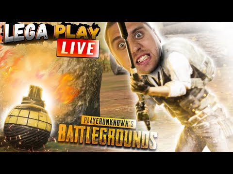 Lega Play - СТРИМ PUBG - Playerunknown's battlegrounds