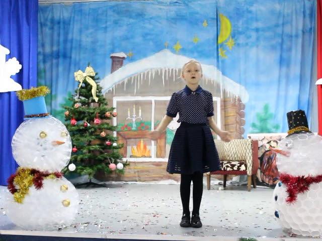 Изображение предпросмотра прочтения – ВарвараВасютченко читает произведение «За морошкой» А.И.Пичкова