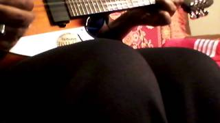 Musafir Hoon Yaaron - Kishore Kumar - Parichay 1972 - Jeetendra -Mandolin Instrumental
