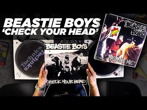 Discover Classic Samples Used On Beastie Boys 'Check Your Head'
