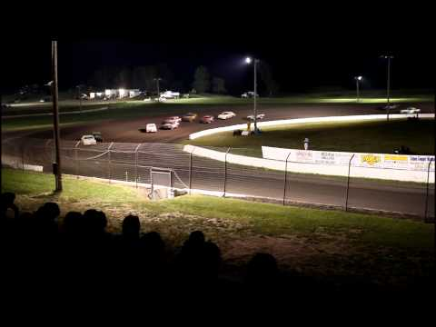 7/4/15 I-90 Speedway Hobby Stock Feature