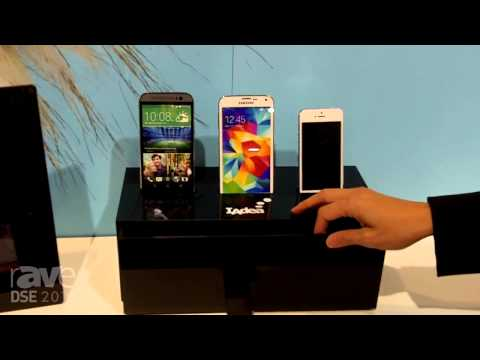 DSE 2015: IAdea Demos All-in-One Signboard and Interactive Plugin for Media Player