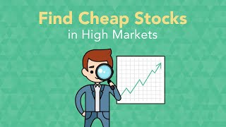 Find Cheap Stocks iฑ High Markets! | Phil Town