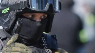 Федеральная служба безопасности России задержала