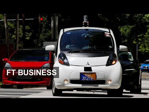Singapore driverless car nips ahead of Uber | FT Business