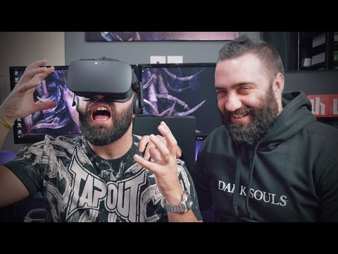 Το VR που τα ξεκίνησε όλα! | Oculus Rift Review | Unboxholics