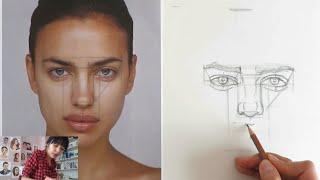 Portre Taslağı  Nasıl Çıkarılır?  Püf Noktalar Nelerdir