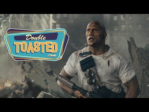 RAMPAGE OFFICIAL MOVIE TRAILER REACTION - Double Toasted
